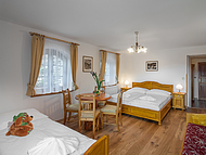 Appartement & Pension Happy, Spindlermuhle